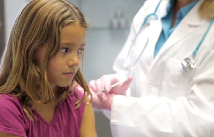 Vaccination To Help Prevent HPV-Related Cancer & Disease