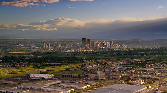 Calgary City View